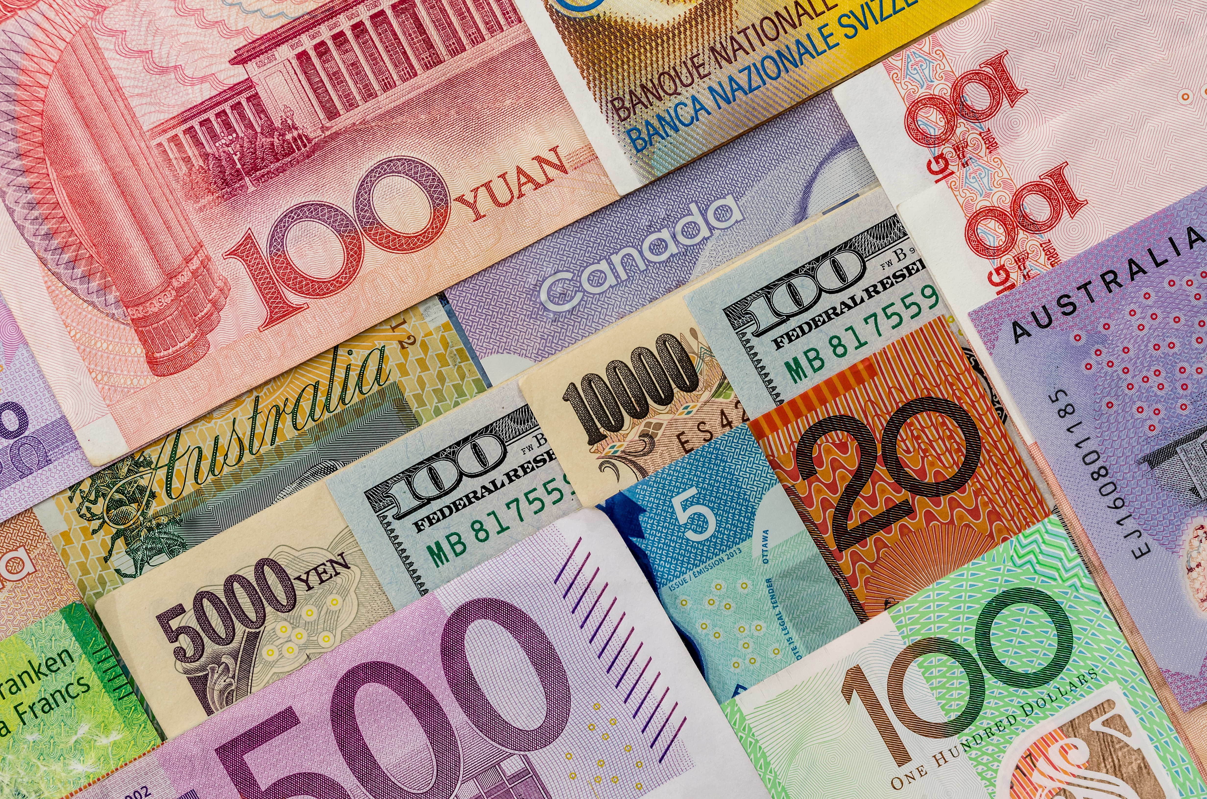 ssi freight payment services global currencies